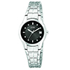 Citizen Lady's Eco-Drive Black Face Watch